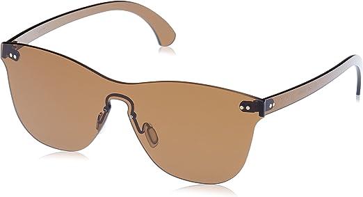 Ocean Eye Gafas de sol, Marrón (Marrone), 58 Unisex Adulto