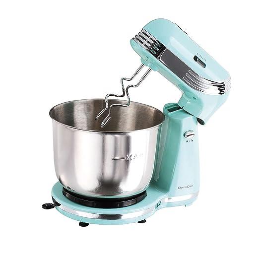Retro Robot de cocina con cuenco Acero Inoxidable 3 L ...