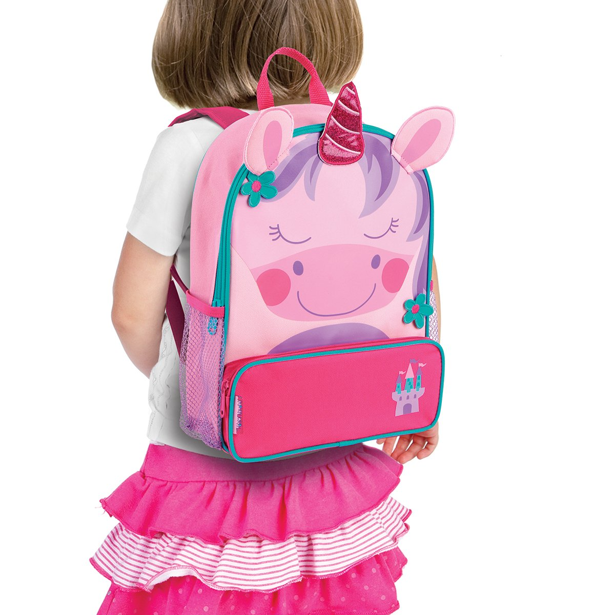 00d774a0a4 Stephen Joseph Little Girls Sidekick Backpack