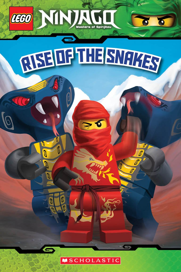 Rise of the Snakes (LEGO Ninjago: Reader) ebook