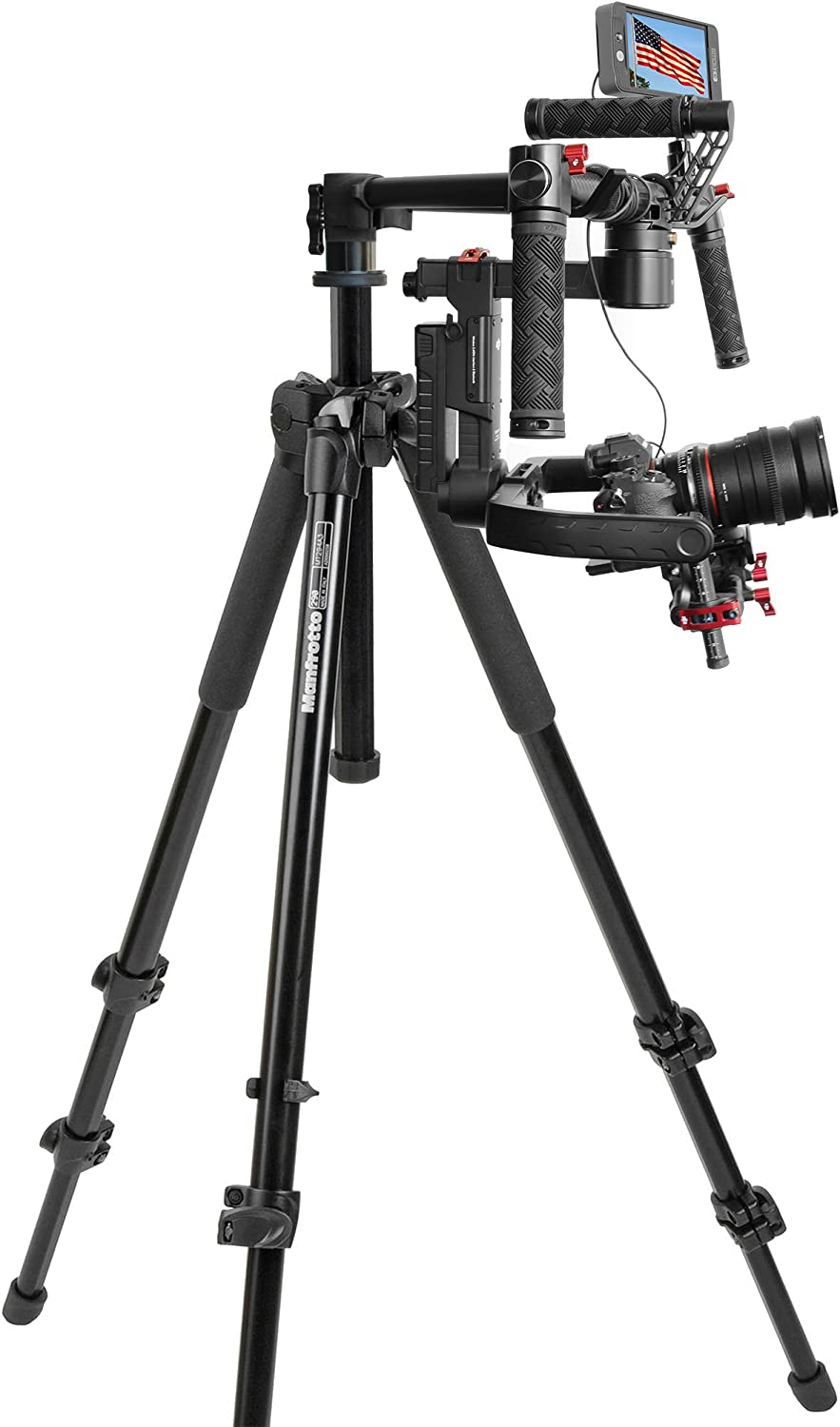 on Tripod to Make stabilizers Adjustment Procedure Quick and Easy Part 11, Part 15 GyroVu Tuning Stand Tripod Adaptor for DJI Ronin//DJI Ronin M//MX Designed to Mount DJI Tuning Stand