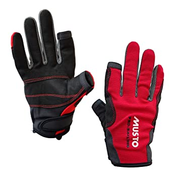 Bootsport Musto Segelhandschuhe Performance Gloves Finger frei
