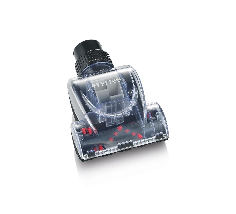 Acquisto Severin Mini-spazzola turbo per aspirapolvere a traino, Include 2 adattatori di riduzione, 17,5 x 12 x 7 cm, TB 7215 Prezzo offerta