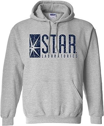 Labs Hooded Sweatshirt fresh tees Star Laboratories S.T.A.R