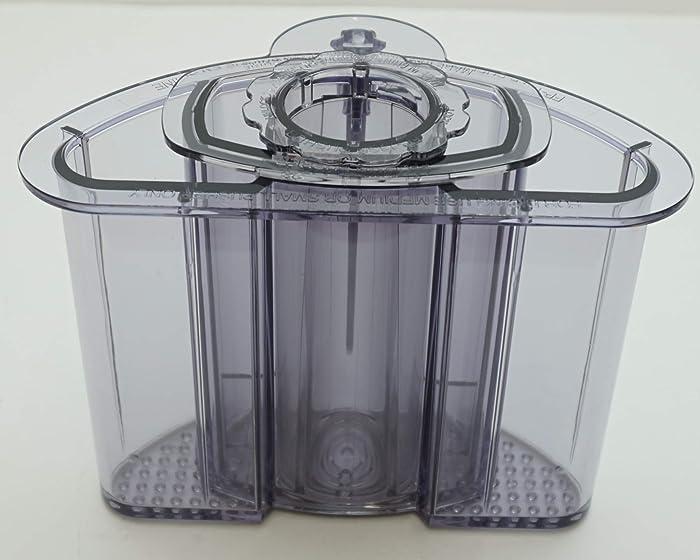 Cuisinart 13-Cup Food Processor Pusher Assembly (Small, Medium, Large), FP-13DPA