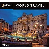 National Geographic World Travel 2020 Wall Calendar
