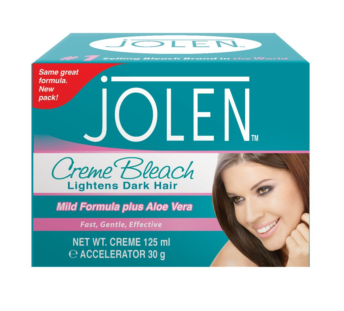 Jolen Mild 125 ml Facial Bleach Jolen Inc. JOL98272