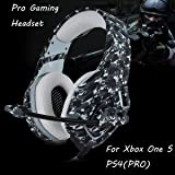 ENVEL Noise Cancelling Gaming Headset for