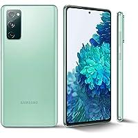 Samsung Galaxy S20 FE Hybrid Dual SIM 128 GB 8 GB RAM 4G LTE (UAE Version), Cloud Mint
