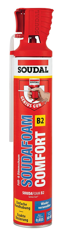 Soudal Souda Foam Comfort B2 Genius Gun | Espuma de ...