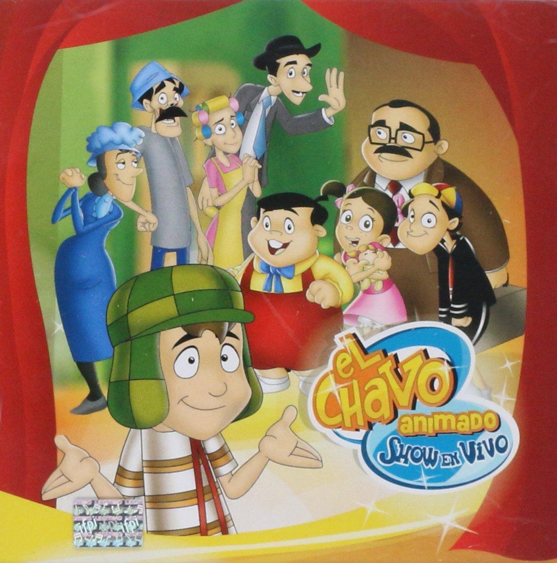 El Chavo Animado, El Chavo Animado - El Chavo Animado Show En Vivo -  Amazon.com Music