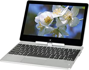 HP EliteBook Revolve 810 G2 11.6in Laptop, Core i5-4300U 1.9GHz, 8GB Ram, 256GB SSD, Windows 10 Pro 64bit, Webcam, Touchscreen (Renewed)
