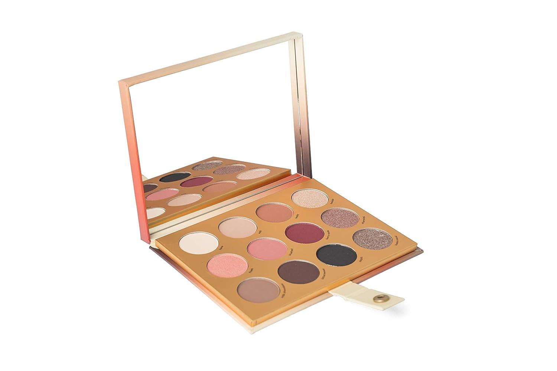 Paese Deep Nude Eyeshadows palette 19g