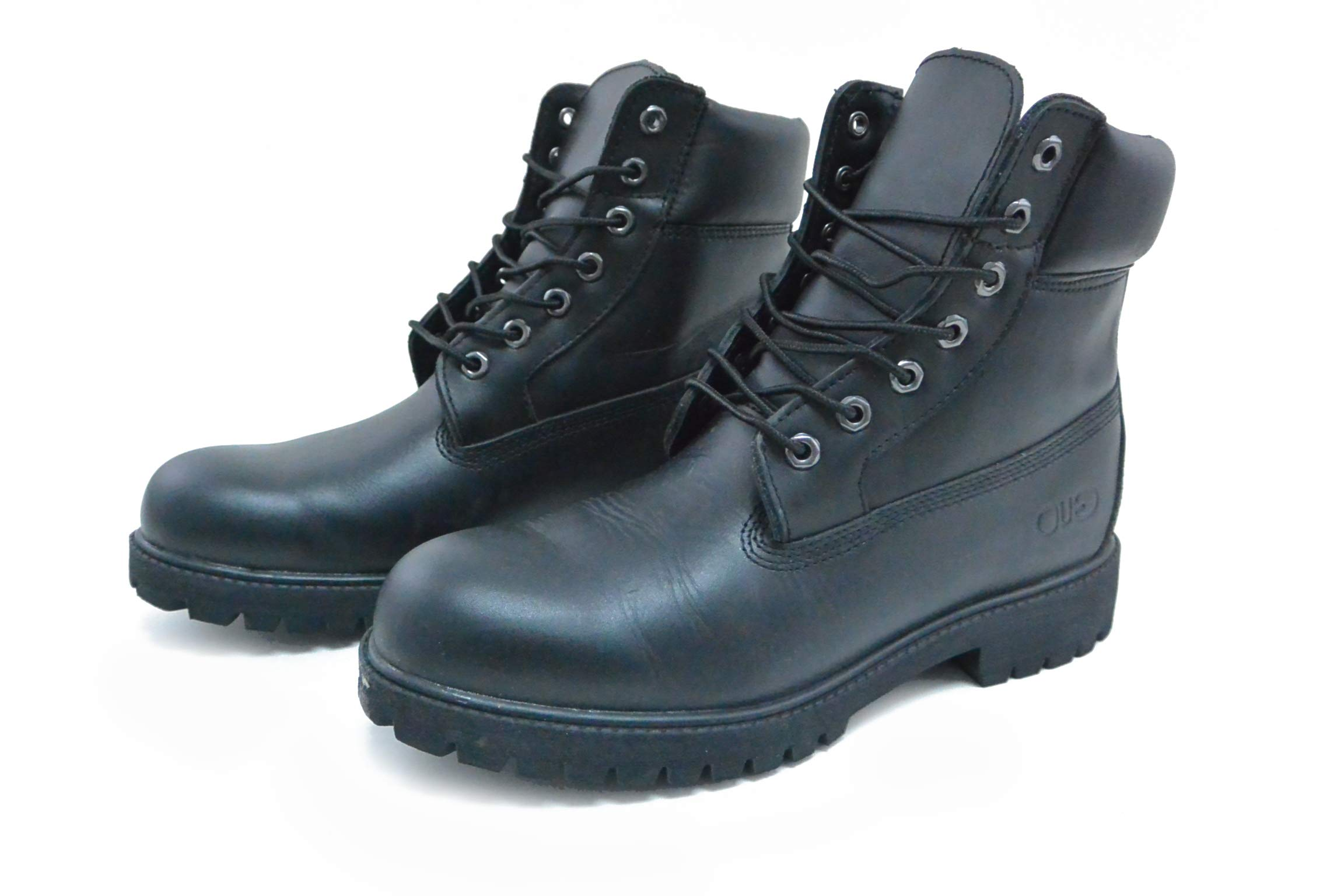 87399ebc258 Jacata Men's Work Boots Water Resistant Boots Heavy Duty Natural ...