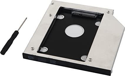 DeYoung 2 nd HDD SSD disco duro SATA Caddy para ASUS S550 S551 ...