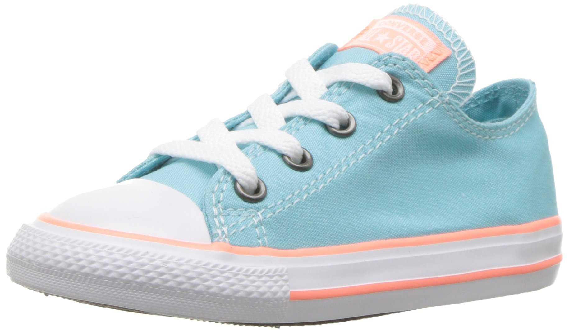 3247c7e59b27ca Galleon - Converse Kids  Chuck Taylor All Star Seasonal Canvas Low Top  Sneaker