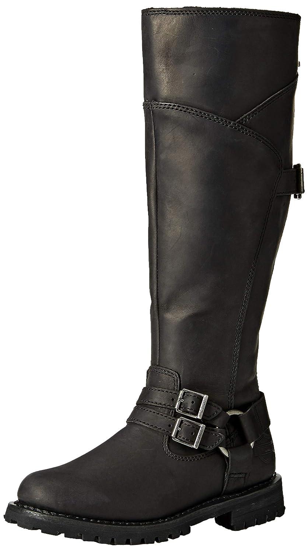 b4903a3b3 Amazon.com | Harley-Davidson Women's Lomita Motorcycle Boot | Knee-High