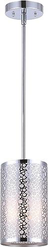 CANARM IPL527A01CH Montreal 1-Light Rod Pendant