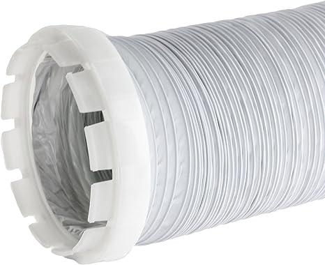 Hotpoint TCM570 /& TCM580 Asciugatrice Tubo Di Sfiato Tubo di scarico 4 METRI