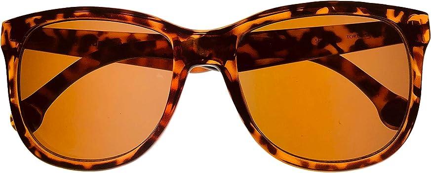 Amazon.com: Converse H093 - Gafas de sol cuadradas para ...