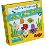 HABA 5661 Board Game My Very First Games, Here, Fishy, Fishy.