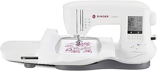 Singer SE340 máquina de Coser y Bordar heredada con Software de ...