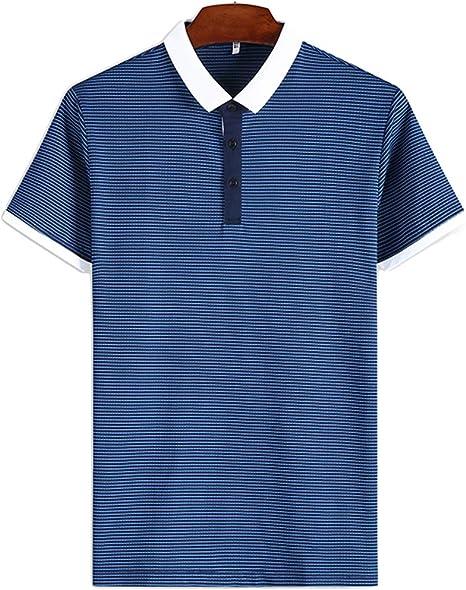 nihiug Camiseta Polo para Hombre XL Camisetas clásicas de Talla ...