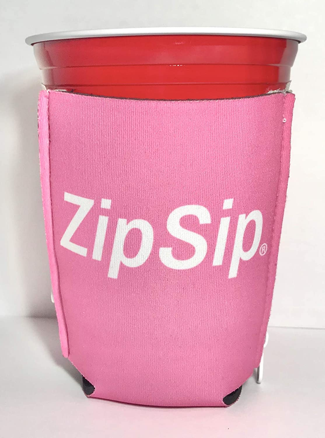 ZipSip The Original Adjustable Beverage Holder