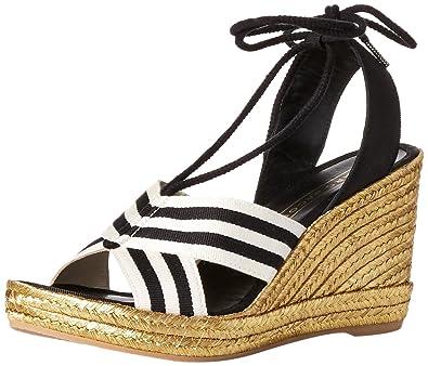 b3413c45f8c Amazon.com  Marc Jacobs Women s Dani Espadrille Wedge Sandal  Shoes