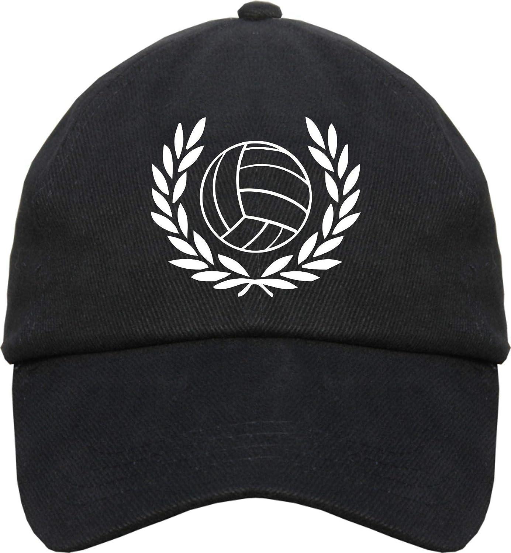 HB_Druck Prunus Corona con fútbol – Pantalla Gorro Gorra Cappy ...