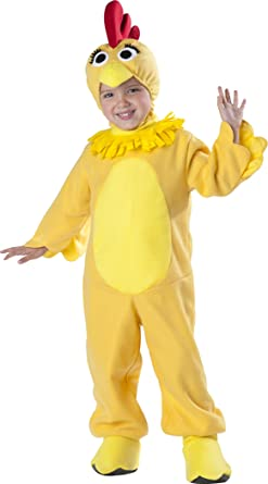 InCharacter Costumes Babyu0027s Sprout TV Star Chica Chicken Costume Yellow ...  sc 1 st  Amazon.com & Amazon.com: InCharacter Costumes Babyu0027s Sprout TV Star Chica Chicken ...