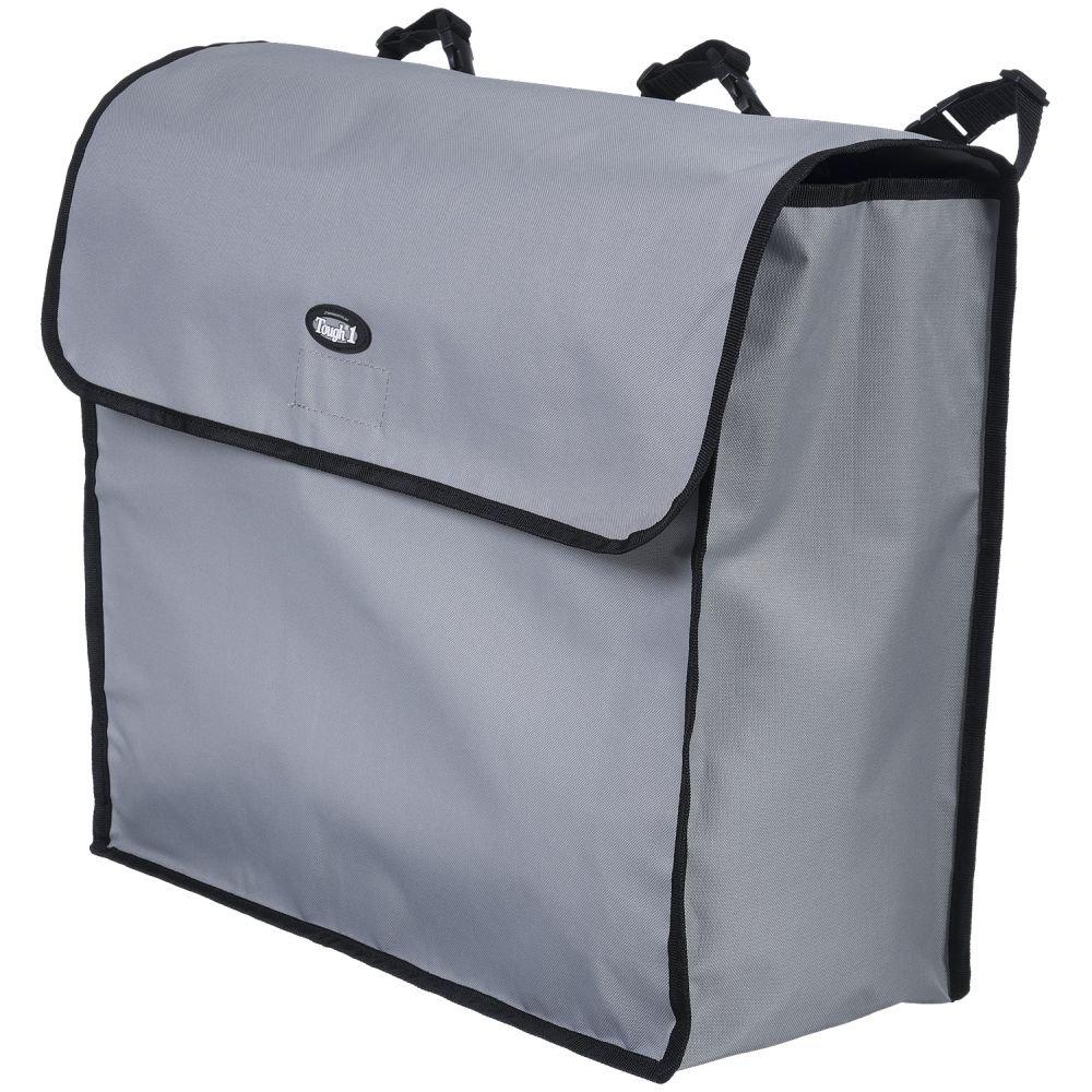 Tough-1 Grey Heavy Cordura Blanket Storage Bag Horse Tack Equine 61-9995