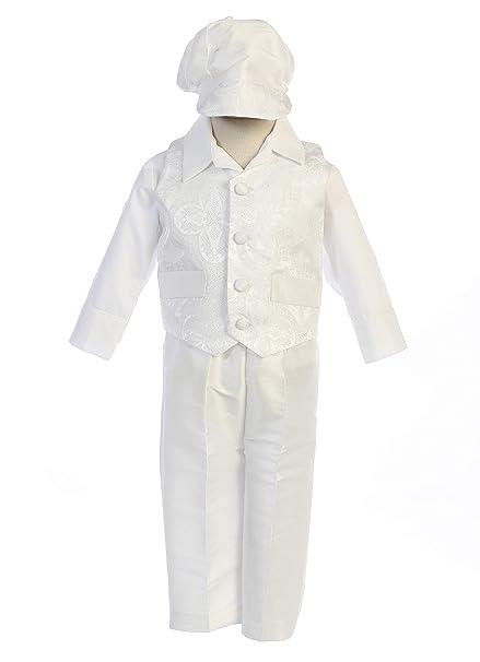 Amazon.com: Conjunto de pantalones de chaleco para niños con ...