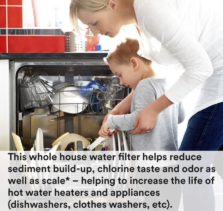 Model AP904 Alfi 5621104 3M Aqua-Pure Whole House Water Filtration System
