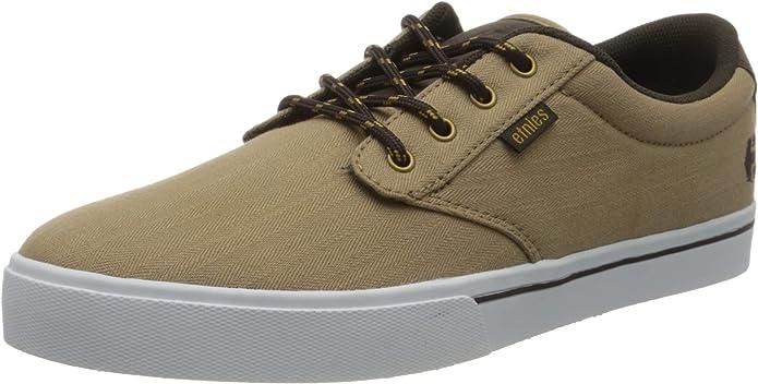 Etnies Jameson 2 Eco Sneakers Skateboardschuhe Braun/Weiß