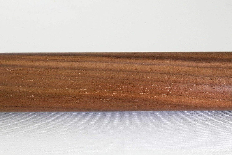 Rundhandlauf Gel/änder Handlauf Rundholz Griff in vielen Holzarten Eiche d=42mm lackiert l=90cm