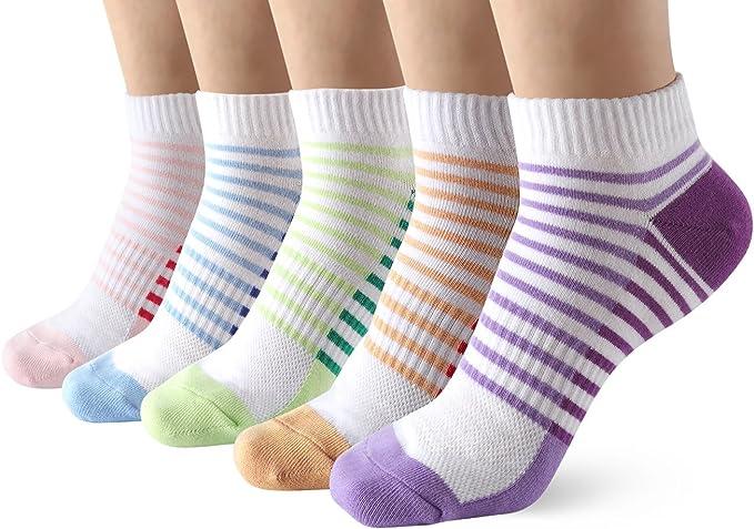 Low Cut Ankle Sneaker Socks for Women