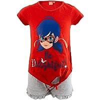 Miraculous LadyBug Cat Noir - Conjunto Pijama - para niña - 8312ES