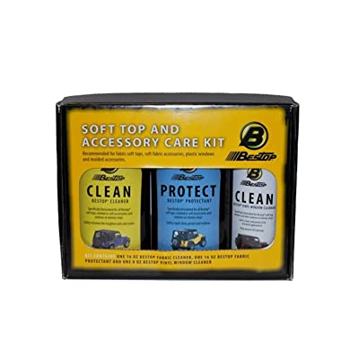 Bestop 1121500 Vinyl Care Kit: Automotive