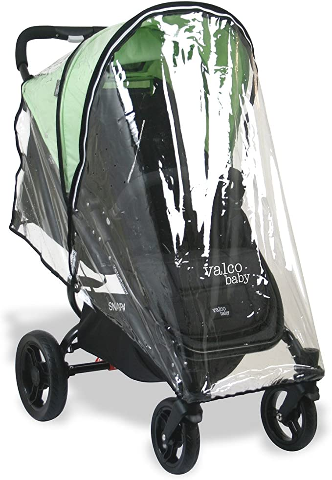 Opinión sobre Snap & Snap4 Single Stroller Raincover and Weather Shield by Valco Baby