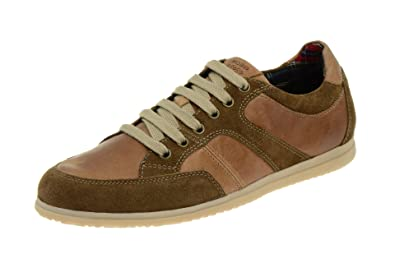 d243ee67611 Geox Men's U52b7e 0cl22c6627 Low-Top: Amazon.co.uk: Shoes & Bags