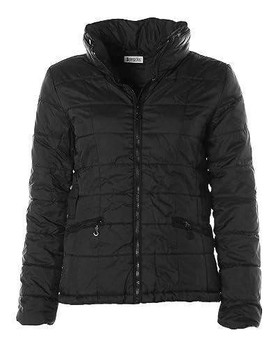 Boysen's – Chaqueta – chaqueta guateada – para mujer