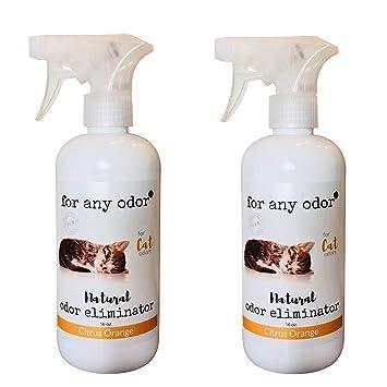 pawfresh mascotas todos los Naturales Que Elimina los olores Spray para gatos con o.a.m. - 16oz: Amazon.es: Hogar
