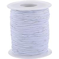 Cuerda Elástico Hilo Estirable Cuerda de Cuentas Cable