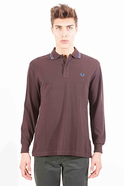 Fred Perry Polo Vino ES 32 (IT 36): Amazon.es: Ropa y accesorios