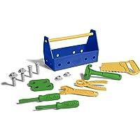 Green Toys TLSB2-1286 Tool Set-Blue, Assorted