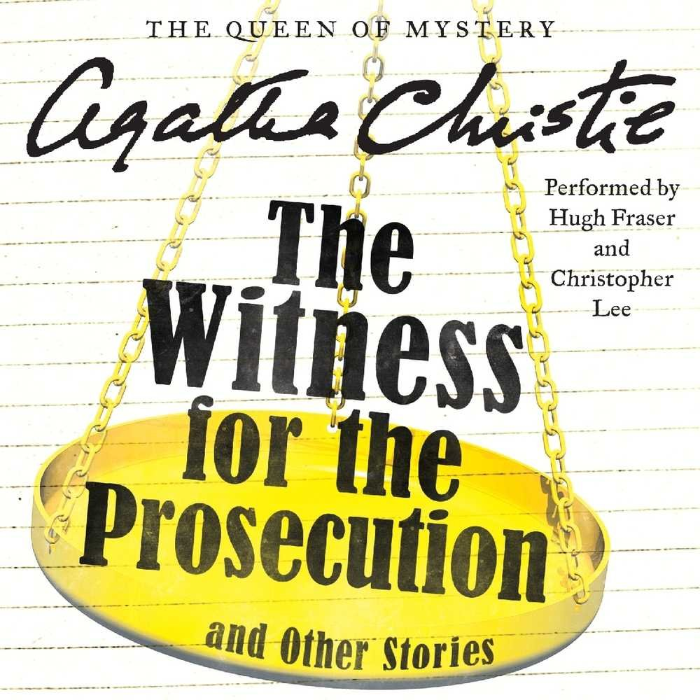 Download The Witness for the Prosecution, and Other Stories (Hercule Poirot Mysteries (Audio)) pdf