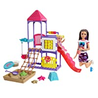 Barbie Skipper Babysitters Inc. Climb N Explore Playground Dolls & Playset Deals