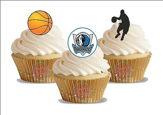 12 x baloncesto Dallas Mavericks Mix - diversión novedad ...