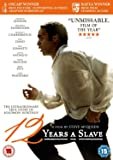 12 Years A Slave [DVD] [2013]
